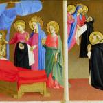 """Workshop of Fra Angelico - The Vision of the Domin"" by ArtLoversOnline"