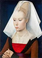 Workshop of Rogier van der Weyden - Portrait of a