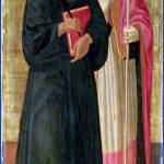 """Zanobi Machiavelli - A Bishop Saint and Saint Nich"" by ArtLoversOnline"