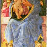 """Zanobi Machiavelli - The Virgin and Child"" by ArtLoversOnline"
