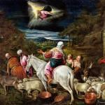 """Workshop or imitator of Jacopo Bassano - The Depar"" by ArtLoversOnline"