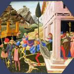 """Zanobi Strozzi - The Abduction of Helen"" by ArtLoversOnline"