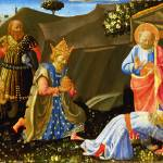 """Zanobi Strozzi - The Adoration of the Magi"" by ArtLoversOnline"
