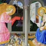 """Zanobi Strozzi - The Annunciation"" by ArtLoversOnline"