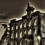 """Small Pox Hospital Ruins"" by jeffwatts"