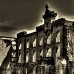 """Small Pox Hospital Ruins"" by jeffwatts"
