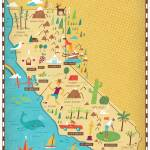 """California by Nate Padavick"" by TheyDrawandCook"