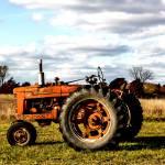 """Classic Tractor"" by MyiKandi"