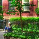 """""""Greenwich Village Dreamer"""" by jeffwatts"""