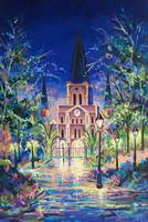Jackson Square, Night Garden