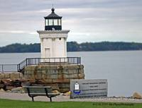 Buglight Park lighthouse