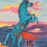 """""""2014 Year of the Horse"""" by TheRatsNest"""