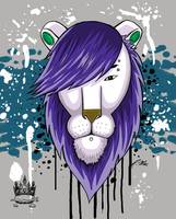 Hipster Lion III