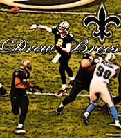brees poster