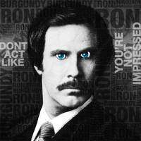 Will Ferrell Anchorman The Legend of Ron Burgundy