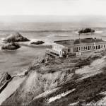 """Cliff House from Sutro Park, c. 1880"" by worldwidearchive"