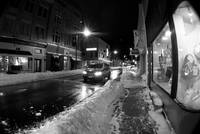 Downtown Harrisonburg After Dark