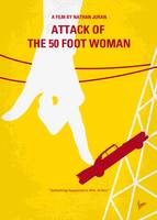 No276 My Attack of the 50 Foot Woman minimal movie