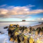 """Bembridge Beach"" by manateevoyager"