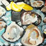 """""""oysters on the half shell"""" by lmeaux2"""