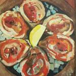 """Oysters Bienville"" by lmeaux2"