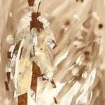 """Shadows from Burning Man #8 (Guest Artist)"" by JABSart"