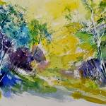 """watercolor  412051"" by pol"