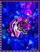 Fantacy Tiger in my Dream