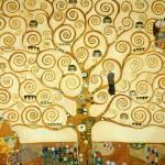 """Gustav Klimt The Tree Of Life Art Nouveau"" by masterpiecesofart"