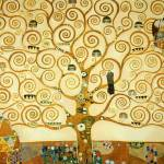 """Gustav Klimt The Tree Of Life Art Nouveau"" by masterpiecesofart"
