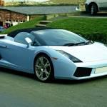 """Luxury Sports Car, Whitby"" by rodjohnson"