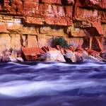 """""Marble Canyon Rapids"""" by Uhlinger"