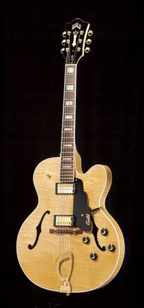 Guild Jazz Box guitar