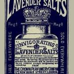 """Lavender Salts Ad 1893"" by WilshireImages"