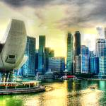 """Urban Landscape Singapore - City Center 2"" by sghomedeco"
