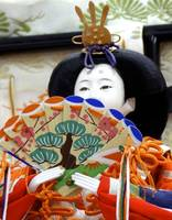 Hinamatsuri Doll:  The Empress