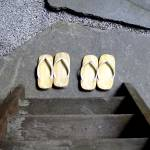 """Temple Sandals"" by AllisonAuer"