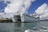 RFA Mounts Bay (L3008), Falmouth Docks (38560-RDA)
