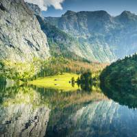 Obersee Art Prints & Posters by Björn Kindler
