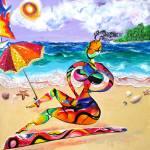 """Caribbean Fantasy"" by galina"