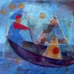 """""""Story as Artifact: Rock the Boat"""" by Mylene"""