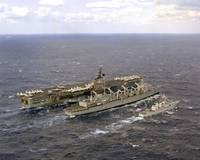USS Independence (CV-62) DN-SC-82-00307