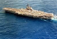 USS Independence (CV-62) DN-SC-82-00351