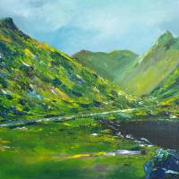The Ring of Kerry Art Prints & Posters by Conor Murphy