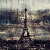 see you in Paris Art Prints & Posters by Claudia Moeckel