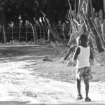 """""""Child on the Road"""" by RoarArt"""