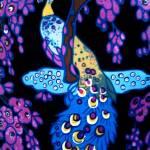 """peacock01"" by bandtdigitaldesigns"