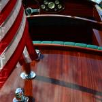 """""""Chris Craft with Flag and Steering Wheel"""" by Michelle1991"""