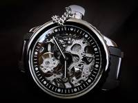 Invicta Russian Diver Mechanical Skeleton