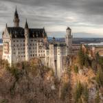 """Neuschwanstein Castle"" by ShirleyRadabaugh"